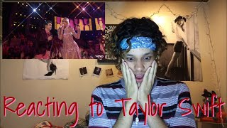 Reacting to Taylor Swift - ME! Ft Brendon Urie ( The Voice Live Performance Reaction)