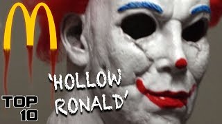 Top 10 Scary McDonald's Urban Legends