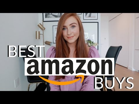 10 AMAZON PRODUCTS THAT WILL CHANGE YOUR LIFE | My Amazon Prime Favorites