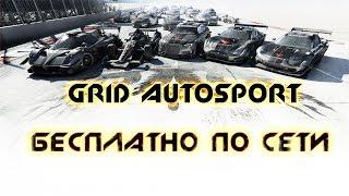 GRID Autosport бесплатно по сети