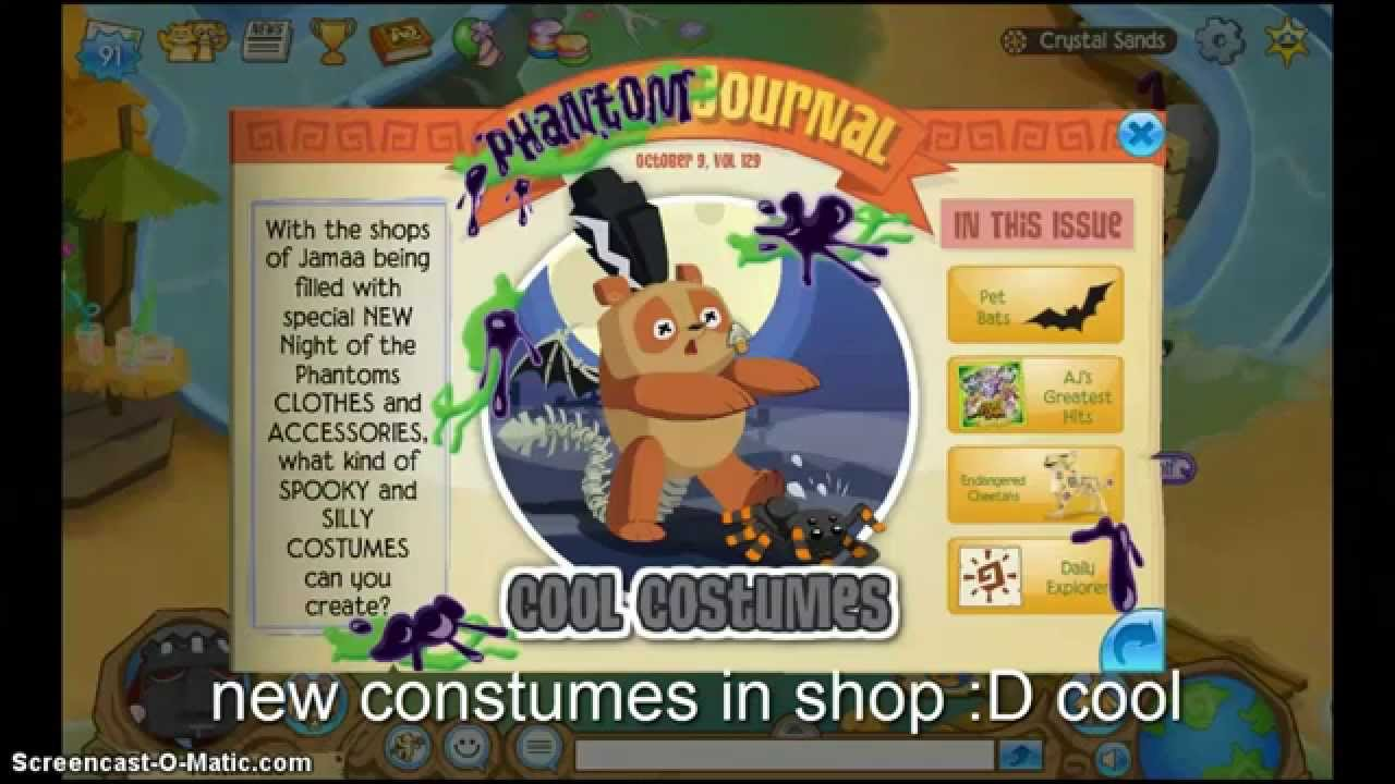 animal jam news cool costumes halloween 2014