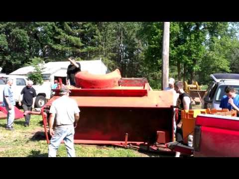 Boomers Water Tank, BIG BOOM