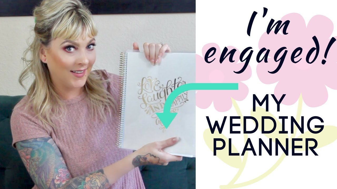 My Wedding Planner Book