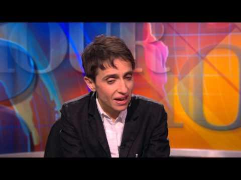Author Masha Gessen discusses politics of Sochi games