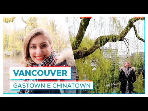 VANCOUVER, cheguei pra ficar um mês! | Canadá |  VLOG Carol Moreira