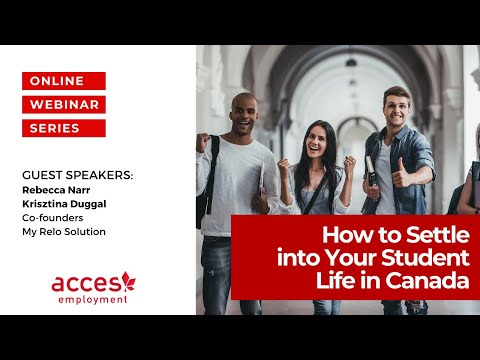 How to Settle into Your Student Life in Canada