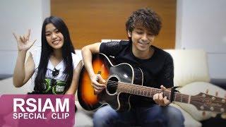 กูรักมึง (Acoustic Version) : บิว พงค์พิพัฒน์ Feat. ธัญญ่า Rsiam