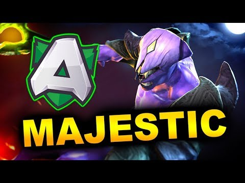 ALLIANCE vs MAJESTIC - Group Stage Final - AMD SAPPHIRE DOTA PIT Minor 2019 DOTA 2