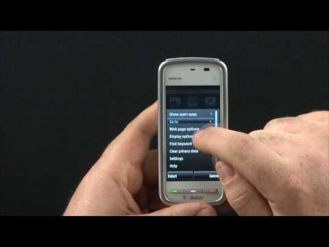 Nokia 5230 Nuron Review