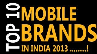 Samsung - India's Top 10 Mobile Phone Brands