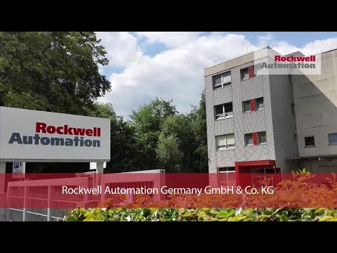 Company Profile Video of Rockwell Automation Wuppertal