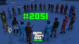 GTA 5 ONLINE Feuerwerk Kreis Geballer #2051 Let`s Play GTA V Online PS4 2K