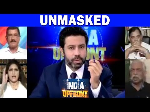 Why Sons Of A Terrorist Be Sponsored By The Indian State? | India Upfront With Rahul Shivshankar
