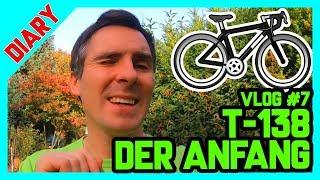 Vlog T-138 der Anfang einer geilen Reise - Spartan Race im März, Triathlon, Ironman?