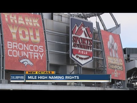 Upgrades coming to Broncos stadium