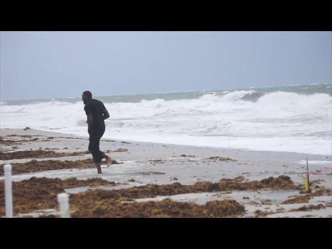 Hurricane Irma Fort Lauderdale Beach
