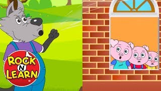 Three Little Pigs | + More Kids Songs | Fairy Tales