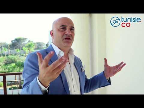 Mr Ahmed Khalaf - GM Four Seasons Hotel Tunis