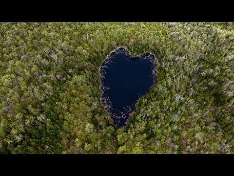 [YouDrone] Voyage autour des lacs - Laurentides 🇨🇦 I 4K I Drone Footage