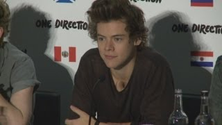 Harry Styles interview: One Direction singer denies bisexual rumours