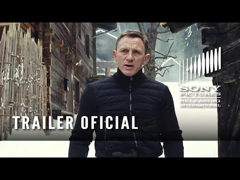 007 Spectre Trailer