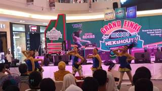 Slash Dance at Hexos Hexshout 2016 | 1st place | SMA N 11 Semarang