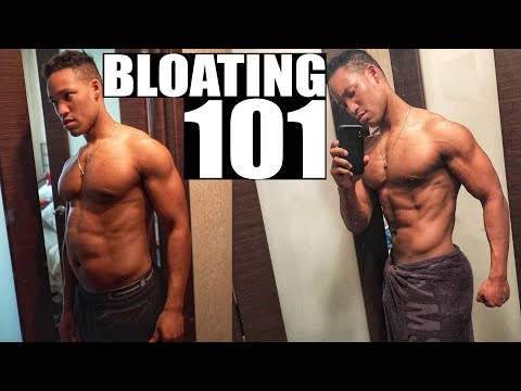 How To Reduce BLOATING for Competition Prep