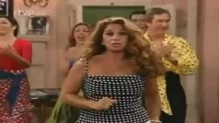 "Lina Morgan y Lolita : Sarandonga ""Academia de baile Gloria"""