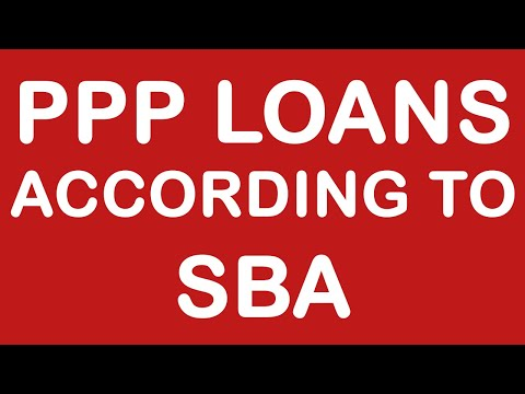 PPP Loan Application For Single-Member LLC And Corporations - I Spoke To A SBA Rep