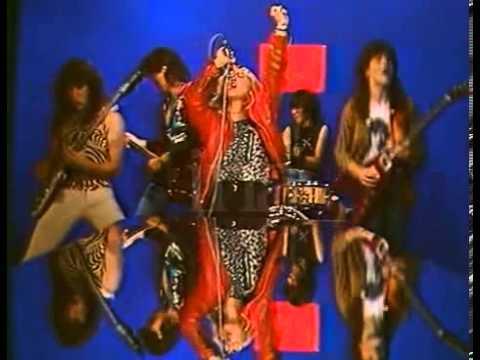 ARK EN CIEL - Réalité (Hard Rock France 1982)
