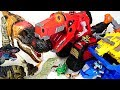 Huge Dinosaurs Appeared In Tayo Town Dinotrux Mega Lux Transform DuDuPopTOY mp3