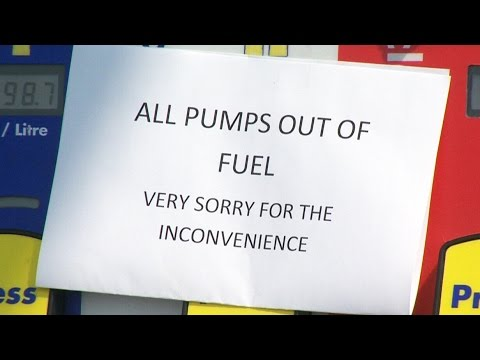 Running dry: Maritime gas stations facing fuel shortage