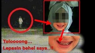 Heboh !!! Ada Pocong minta dilepaskan behel kawat giginya hingga warga geger