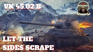 SidescrapeyMcSideScraperson   VK 4502B World of Tanks Blitz Guide Review Gameplay
