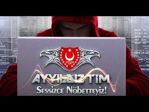 Canlı Canlı Pkk lı Hacker  Hackleme !!! Ayyıldız Tim Sunar...