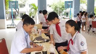 Hoạt động Khám sức khỏe đầu năm cho Học sinh - NH:2018-2019