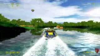 Aquadelic (Freeware) Gameplay