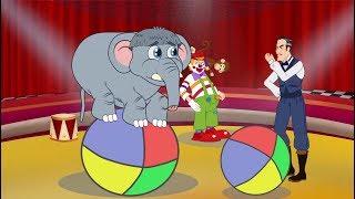 Dimbo, O Pequeno Elefante Teimoso 2 | Desenho animado infantil com Os Amiguinhos