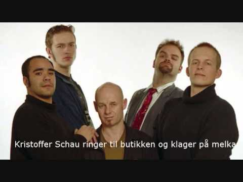 XLTV - Kristopher Schau ringer til butikken og klager på melka