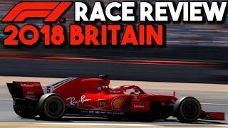 2018 British Grand Prix: Race Highlights | LAST TO FIRST? | 2019 British Grand Prix: Race Highlights