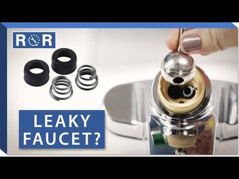 how-to-replace-the-seats-&-springs-in-a-single-handle-faucet-|-repair-and-replace