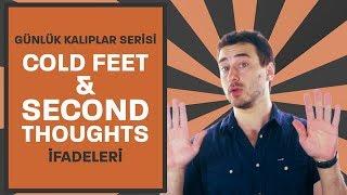 Bu haftaki videoda, İngilizce'de şüpheye düşme, vazgeçme ya da için...