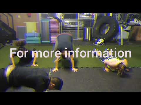 Bootcamp classes at C&S Fitness