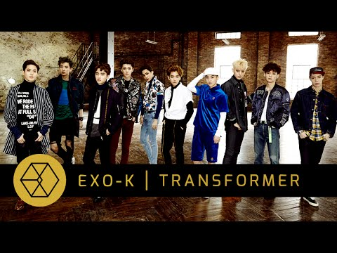 EXO-K - Transformer [Audio]