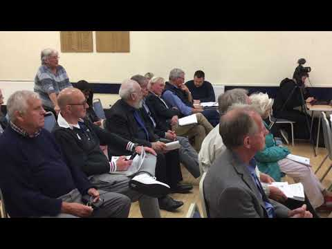 Marilyn Koops 110919 At Town Council Part 2 Needs To Check Her Facts On CIL - Read The Blurb