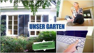 Unser verwilderter Garten 🌿 | Obstbäume und viel Arbeit! | Folge 2 | Isabeau