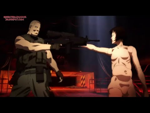 GHOST IN THE SHELL 2 INNOCENCE TRAILER-(LATINO)-(REBORN)(EJEEXTERMINADOR)
