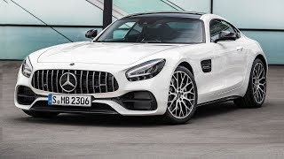 2019 Mercedes-AMG GT - Exterior interior and Drive