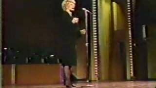 "STRITCH SINGING ""LADIES WHO LUNCH"""