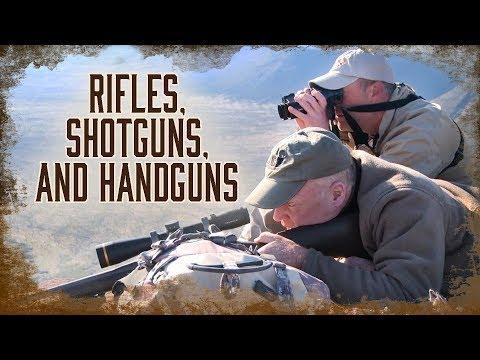 What Gun Should You Use For African Plains Game?  Rifles, Shotguns, And Handguns | 8